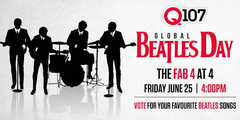 Global Beatles Day – The Fab 4 @ 4